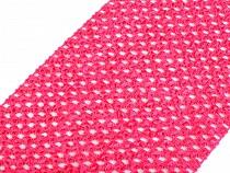 Sieťovaná guma šírka 15 cm tutu