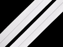 Lamówka elastyczna łamana matowa szerokość 20 mm