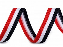 Tricolore Knitting Tape width 15 mm