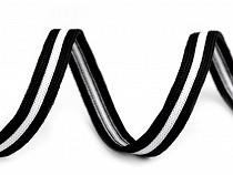 Lampas / odevná stuha šírka 10 mm