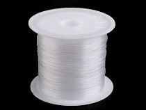 Clear / Invisible Nylon Thread Ø0.6 mm