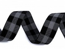 Puha gumi kockamintás szélessége 25 mm