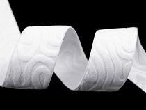 Dísz gumi kétoldalas szélessége 35 mm