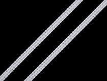 Gummiband flach Breite 5 mm
