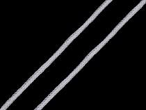 Gömbölyű gumi Ø2,5-3 mm puha