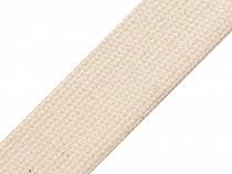 Taśma bawełniana szerokość 40mm WYRÓB CZESKI