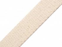 Taśma bawełniana szerokość 25mm