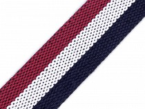 Double-faced Polyester Webbing width 37 mm