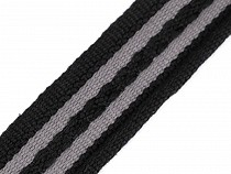 Double-faced Polyester Webbing width 38 mm