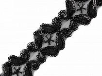Sequin Trim Braid width 30 mm