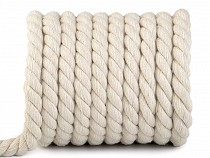 Twisted Cotton Cord / Rope Ø15 mm