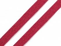 Sznurek odzieżowy płaski szerokość 10 mm