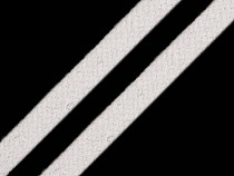 Odevná / dekoračná šnúra plochá šírka 10 mm