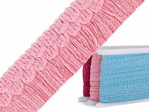 Cotton Fringes width 25 mm