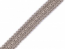 Paszomány szélessége 16 mm