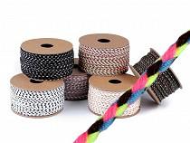 Braided Cotton Cord / String / Twine Ø2 mm