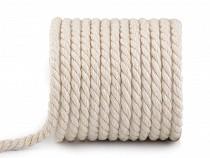 Kordel Baumwolle gedreht Ø8 mm