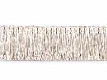 Sűrű rojtok ruhára szélessége 33 mm