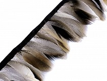 Feather Trimming - Duck Feathers width 7 cm
