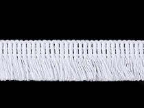 Frędzle bawełniane szerokość 17 mm