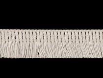 Baumwollfransen Breite 17 mm