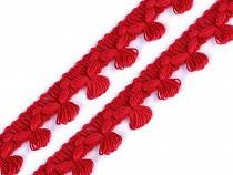 Bavlněný prýmek / třásně šíře 14 mm