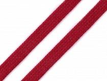 Flat Cotton Cord / String width 12 mm