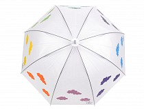 Women's Magic Umbrella, Clouds