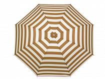 Dámský skládací deštník pruhy