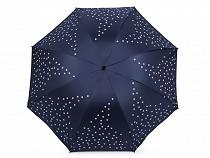 Női összecsukható esernyő csillag