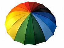 Parasol damski tęcza