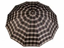 Kockás esernyő
