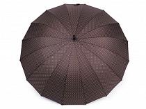 Ladies Auto-open Umbrella with Polka Dots