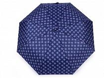 Parasolka damska składana automatyczna krople