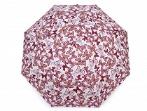 Ladies Mini Folding Umbrella Butterfly