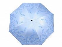 Parasolka damska składana liście