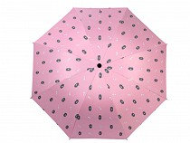 Girls / Ladies Folding Umbrella Cat