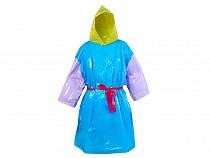 Płaszcz przeciwdeszczowy dziecięcy 120-140 cm