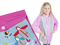 Kids Raincoat Butterfly, Dolphin, Frog, Bumble Bee