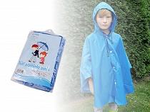 Detská pláštenka poncho
