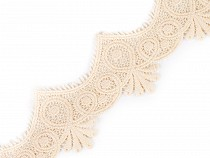 Embroidery Lace width 60 mm