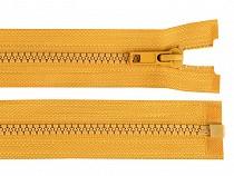 Fogazott cipzár GT10 szélessége 5 mm hossza 30 cm kabátba