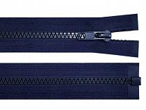Kostený zips šírka 5 mm dĺžka 100 cm bundový
