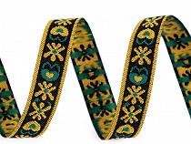 Patterned Ribbon width 10 mm