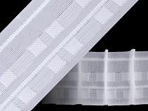 Záclonovka šíře 50 mm tužkové řasení