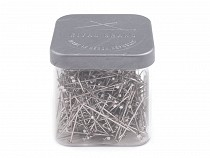 Metal Straight Head Pins 27 mm