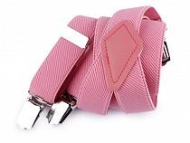 Children Trouser Bracers / Suspenders Y-back