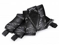 Bretelles de pantalon, largeur 5 cm longueur 120 cm, Biker