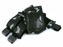 Hunting Trouser Braces / Suspenders width 4 cm length 120 cm