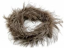 Boa - pštrosí peří 30 g délka 2 m